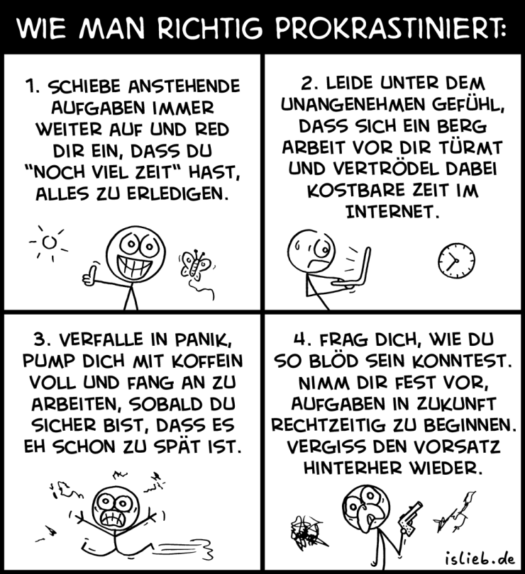 islieb-prokrastination