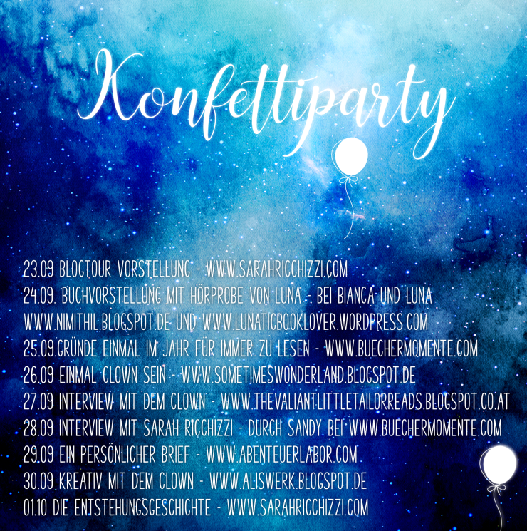KONFETTIPARTY 1