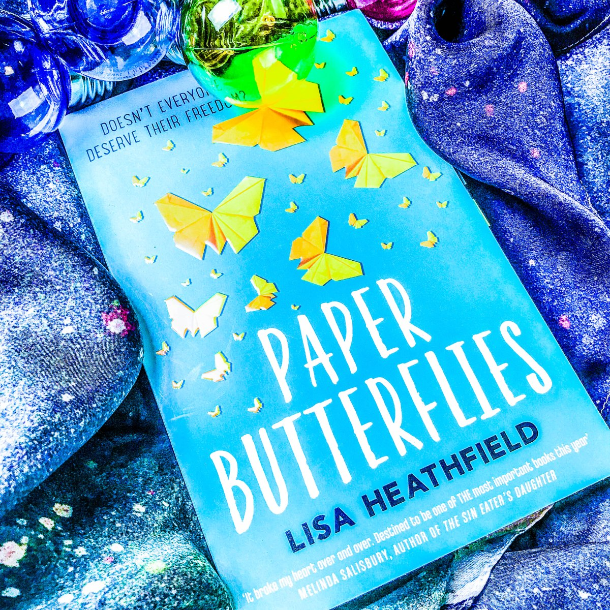 Review: Paper Butterflies