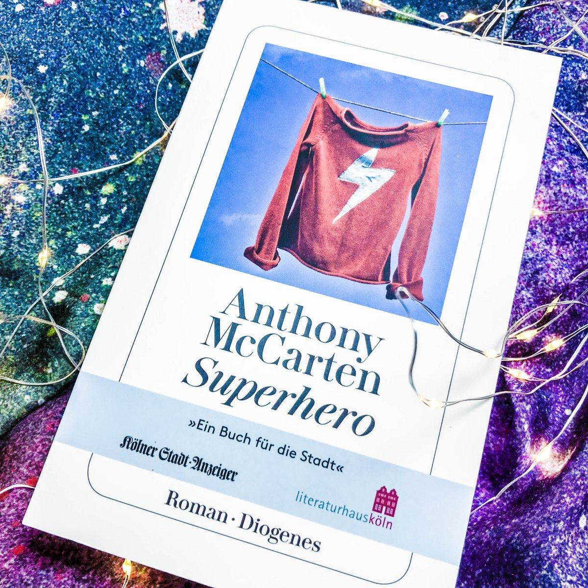 Rezension: Superhero