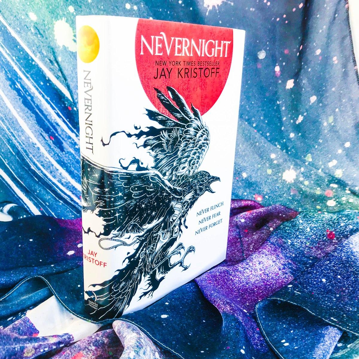 Meine Liebe zu den Nevernight-Chroniken
