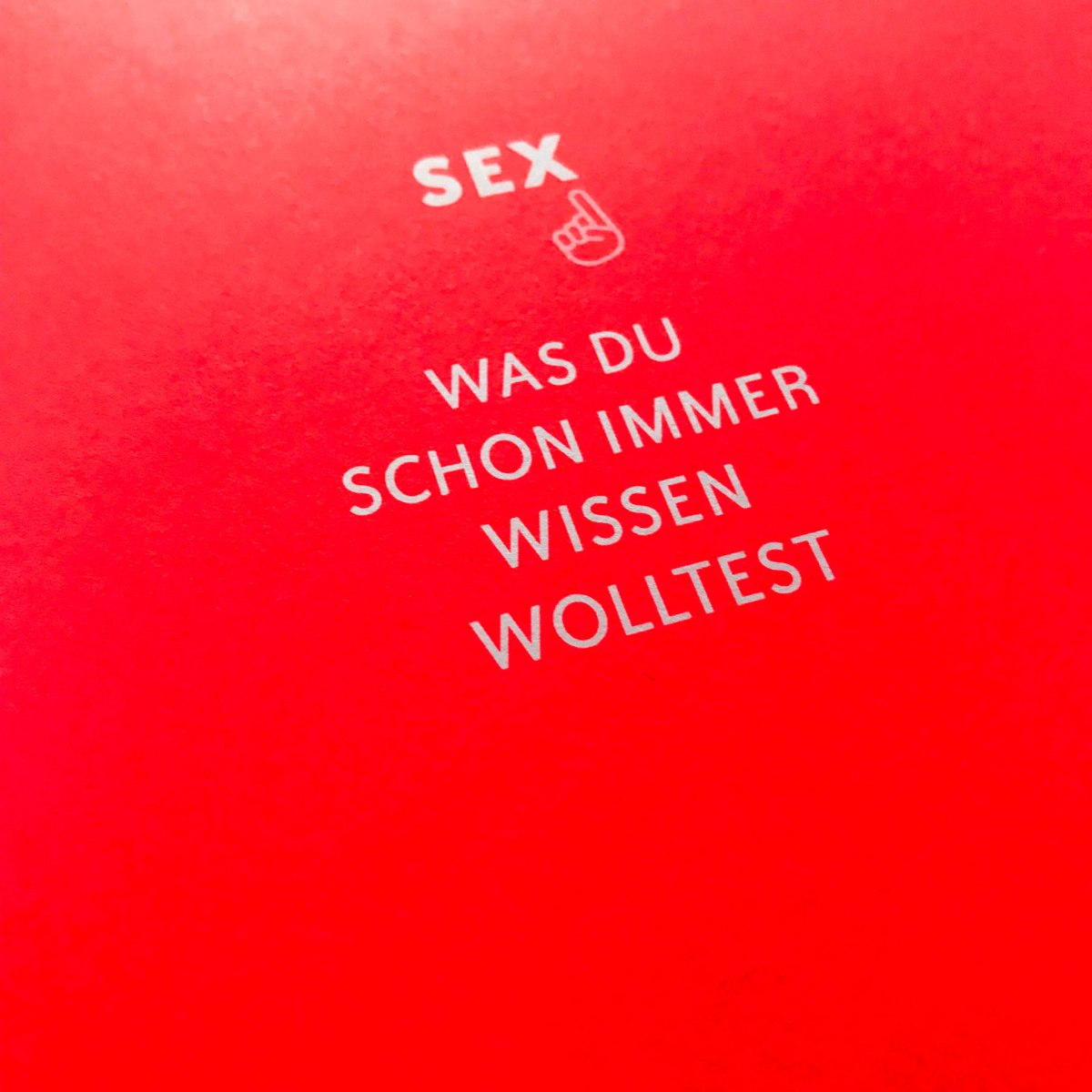 Woche in Worten: Sex & Rezensionen