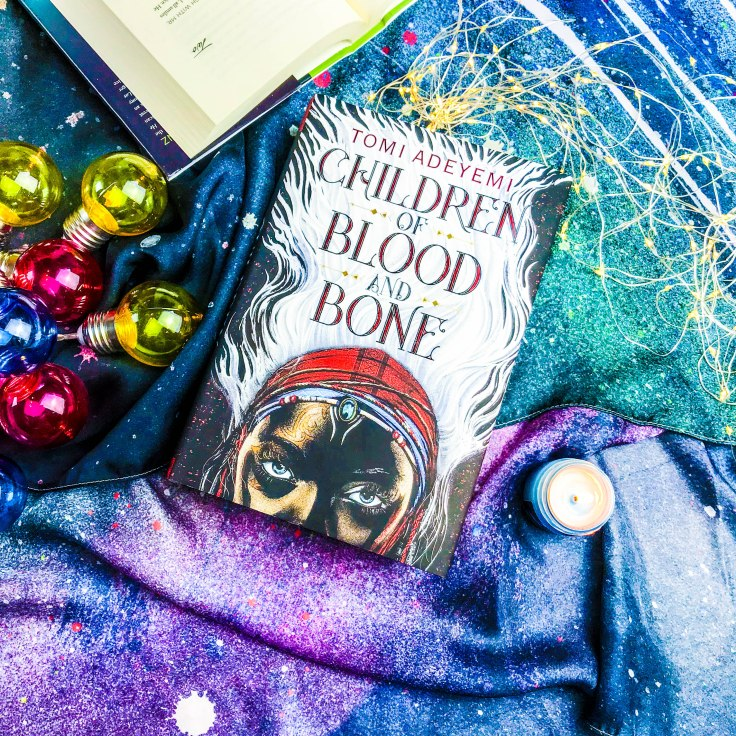 Children of Blood and Bone Book