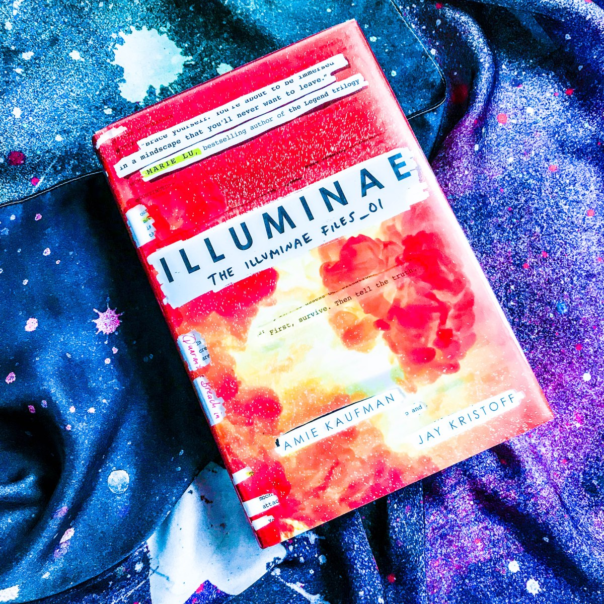 Rezension: Illuminae Files_01