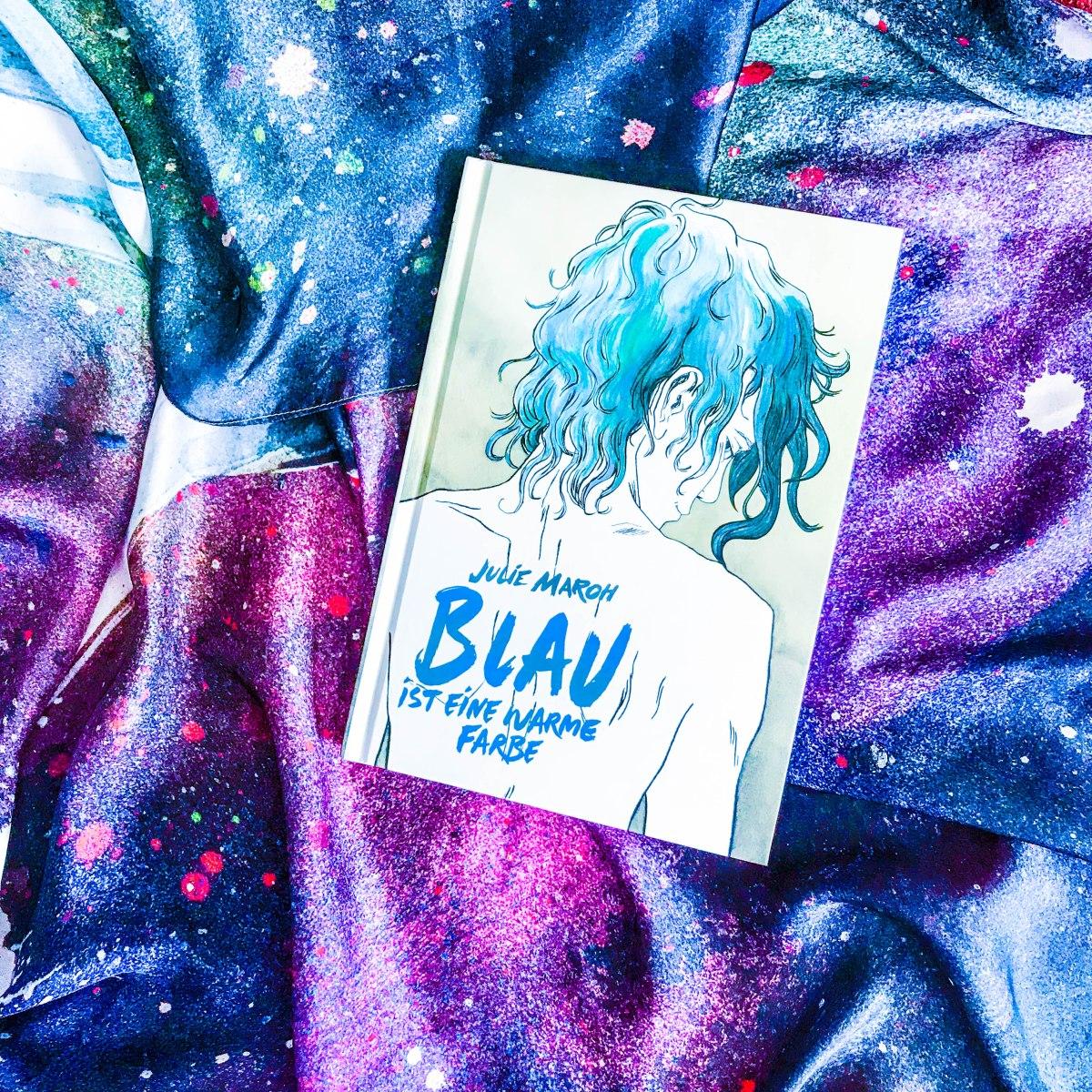 Rezension: Blau ist eine warme Farbe